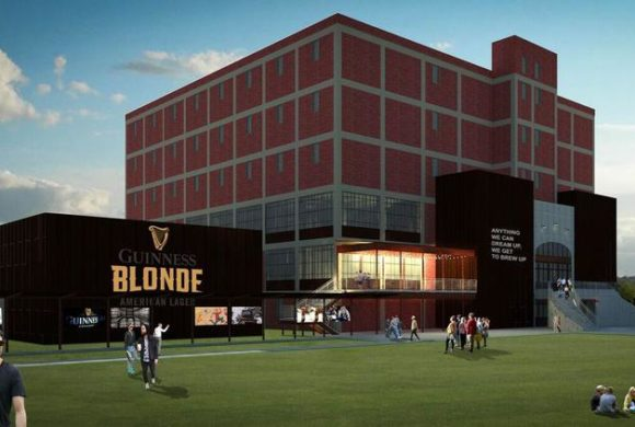 Guinness to open first American brewery in Baltimore