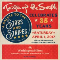 Taste of the South Celebrates 35 Years with Stars & Stripes