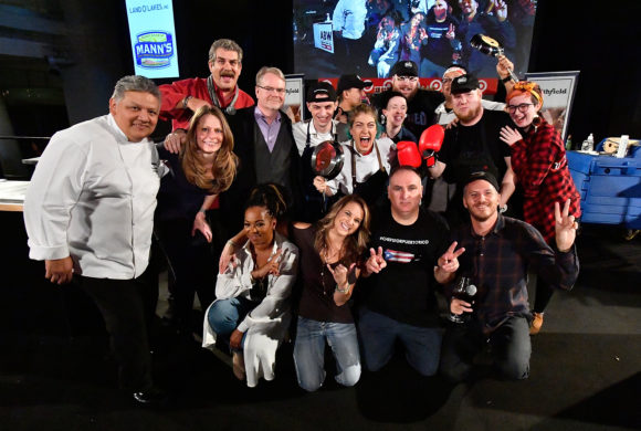 Capital Food Fight – A Culinary Battle Against Hunger
