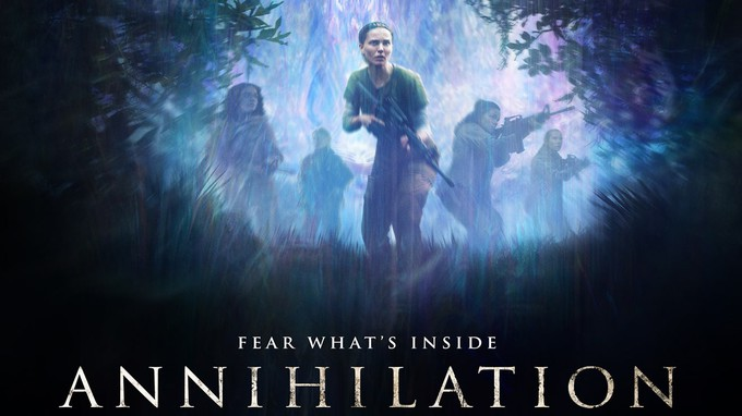 Movie Review: Annihilation