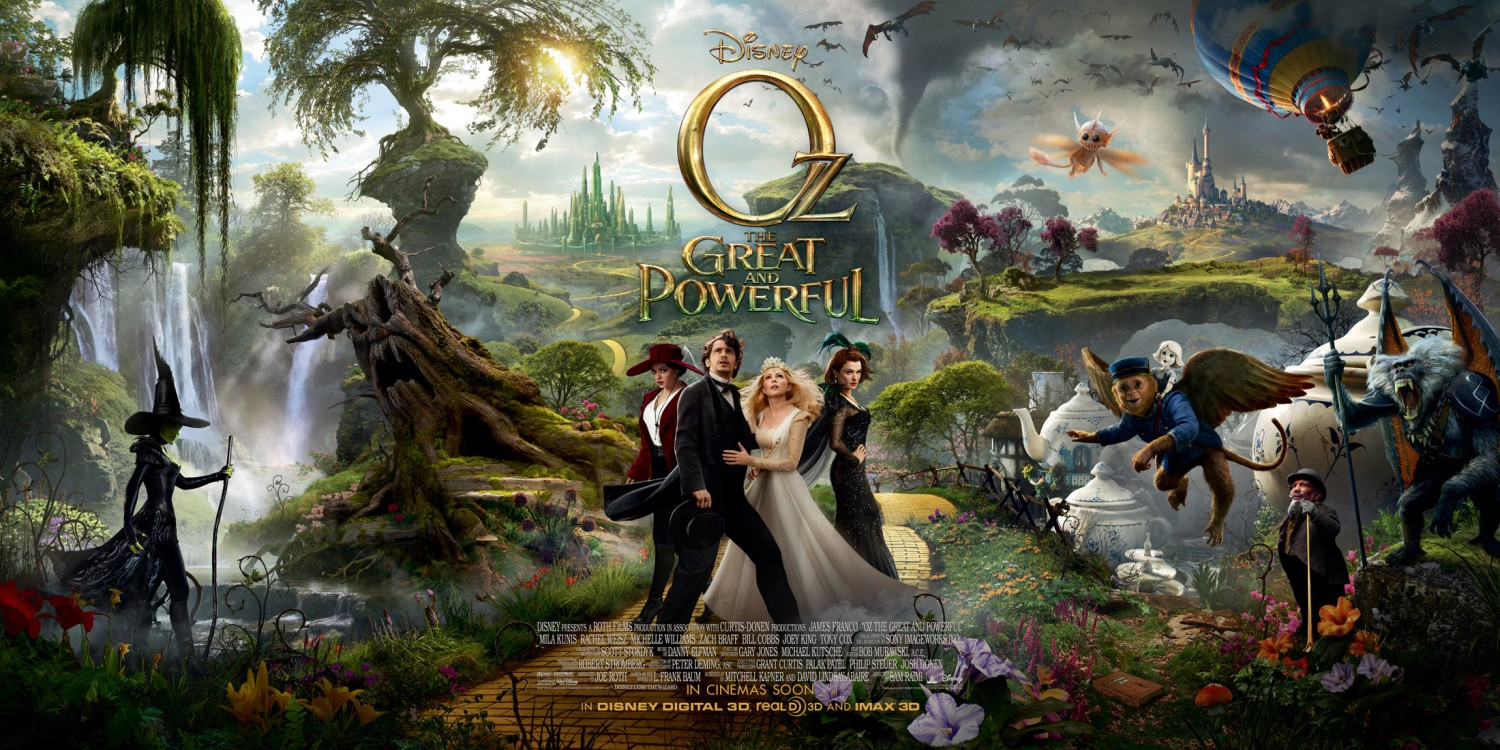 Oz The Great and Powerful A Love Letter to The Wizard of Oz
